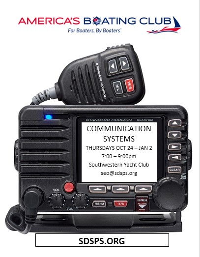 SDSPS Communications Course