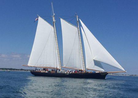 America Sailboat